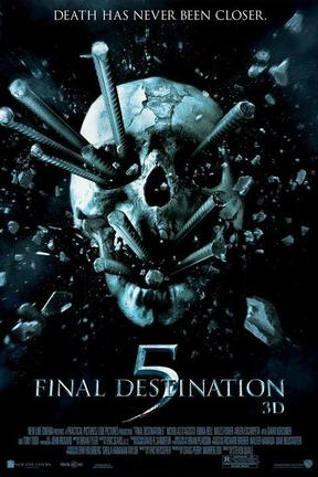 poster for Final Destination 5
