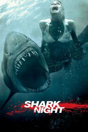 poster for Shark Night 3D