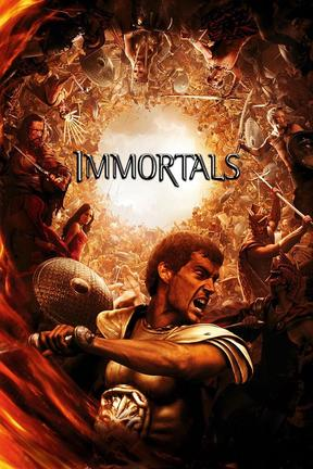 poster for Immortals