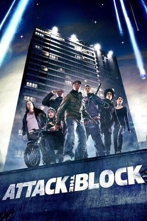 poster for Attack the Block