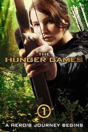 poster for The Hunger Games