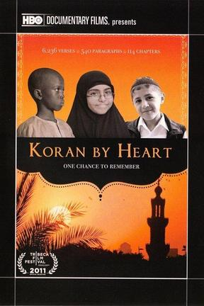 poster for Koran by Heart