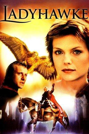 poster for Ladyhawke