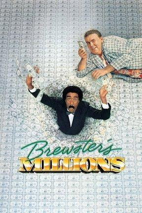 poster for Brewster's Millions