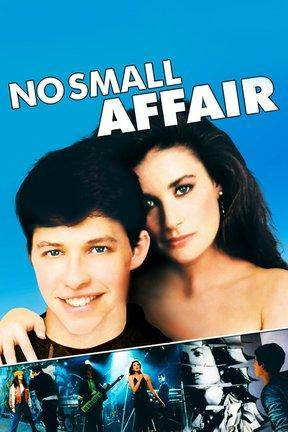 poster for No Small Affair
