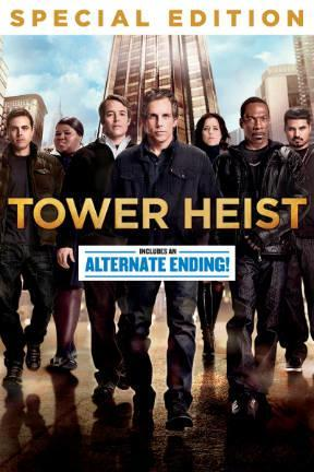poster for Tower Heist