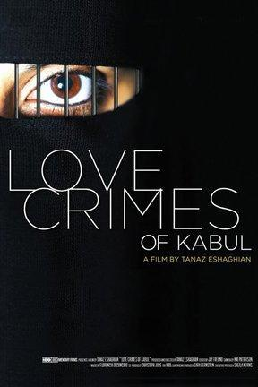 poster for Love Crimes of Kabul