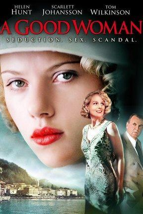 poster for A Good Woman