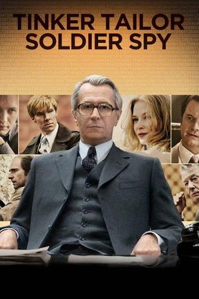 poster for Tinker Tailor Soldier Spy