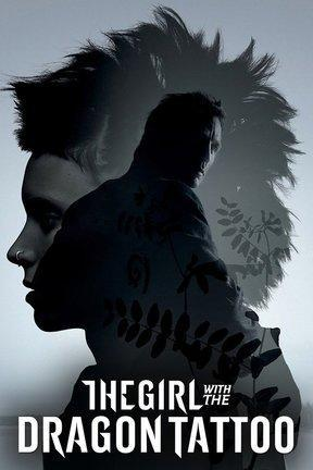 poster for The Girl With the Dragon Tattoo