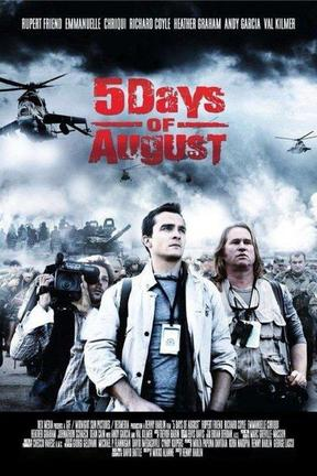 poster for 5 Days of War