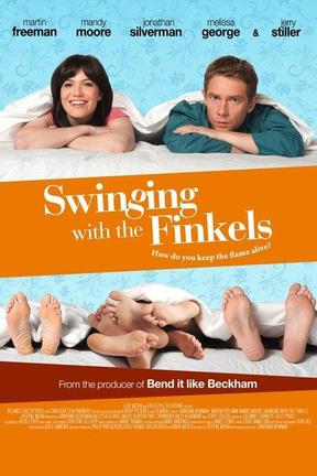 poster for Swinging With the Finkels