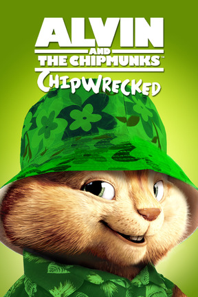 poster for Alvin and the Chipmunks: Chipwrecked