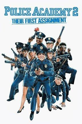 poster for Police Academy 2: Their First Assignment