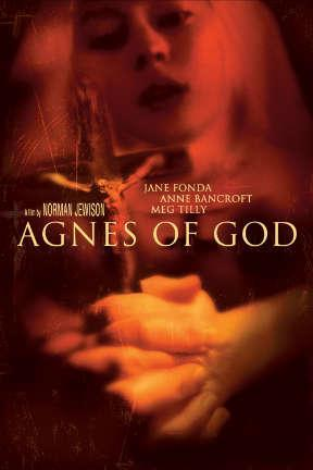 poster for Agnes of God