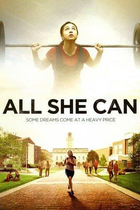 poster for All She Can