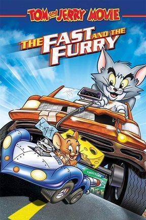 poster for Tom and Jerry: The Fast and the Furry