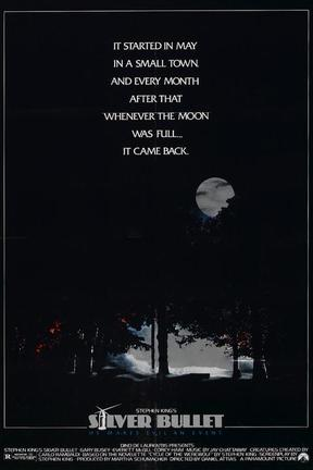 poster for Silver Bullet