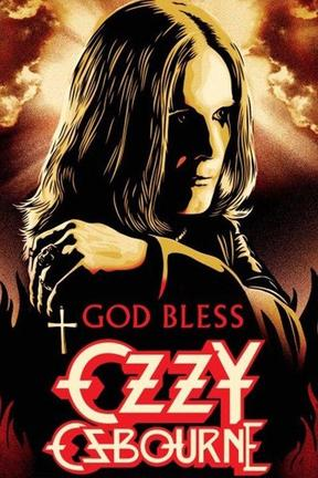 poster for God Bless Ozzy Osbourne