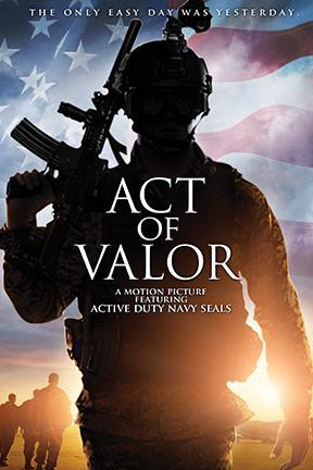 poster for Act of Valor