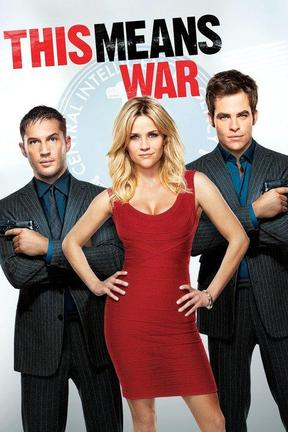 poster for This Means War