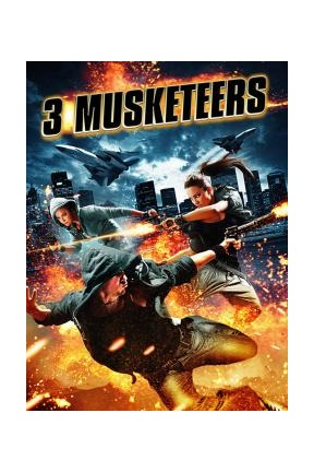 poster for 3 Musketeers