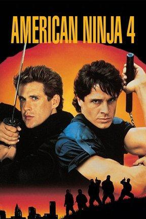 poster for American Ninja 4: The Annihilation
