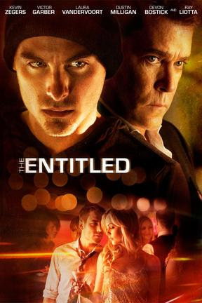 poster for The Entitled