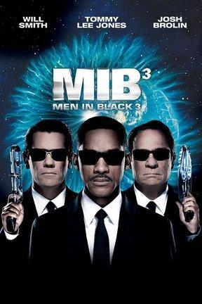 poster for Men in Black 3