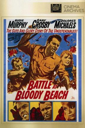 poster for Battle at Bloody Beach