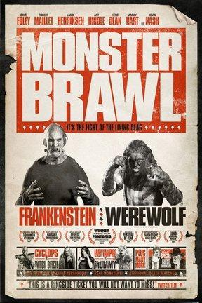poster for Monster Brawl