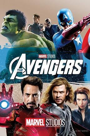 poster for Marvel's the Avengers