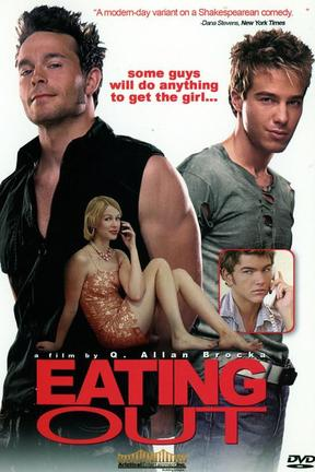 poster for Eating Out