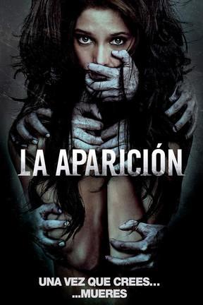 poster for The Apparition