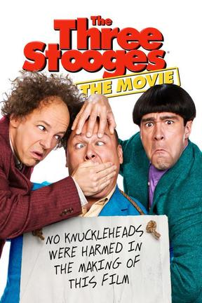 poster for The Three Stooges