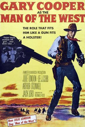 poster for Man of the West