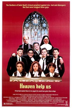 poster for Heaven Help Us