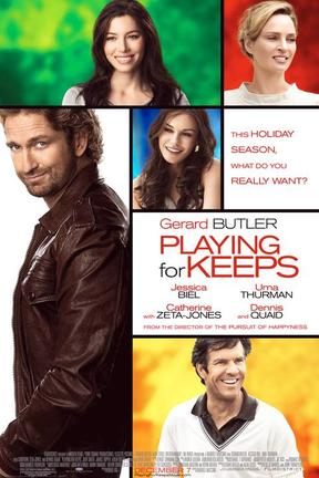 poster for Playing for Keeps