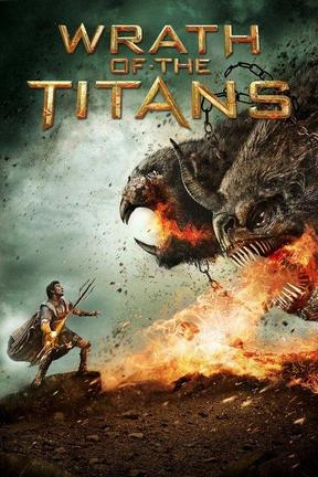 poster for Wrath of the Titans