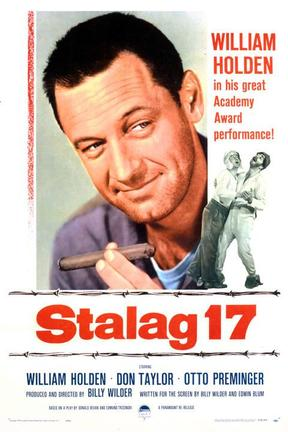 poster for Stalag 17