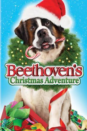 poster for Beethoven's Christmas Adventure