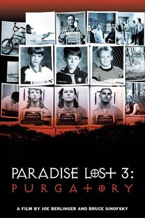 poster for Paradise Lost 3: Purgatory