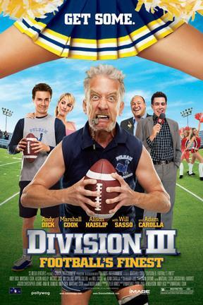 poster for Division III: Football's Finest