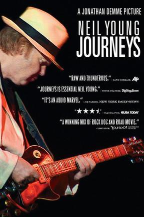 poster for Neil Young Journeys