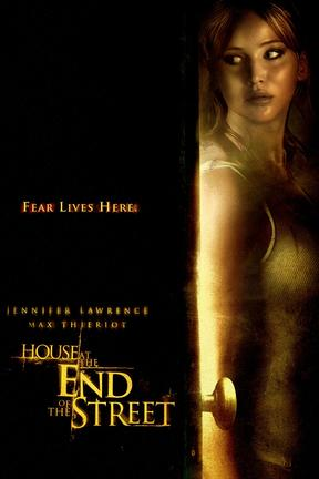 poster for House at the End of the Street