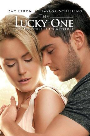 poster for The Lucky One