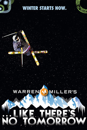 poster for Warren Miller's Like There's No Tomorrow