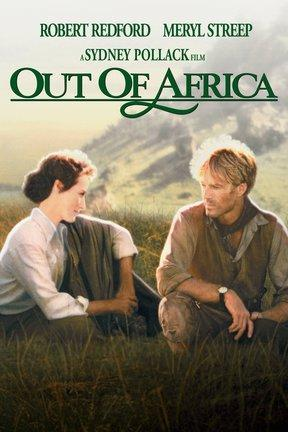 poster for Out of Africa