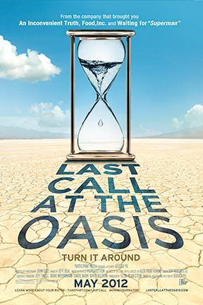 poster for Last Call at the Oasis