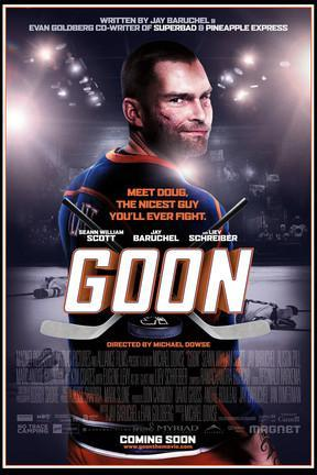 poster for Goon